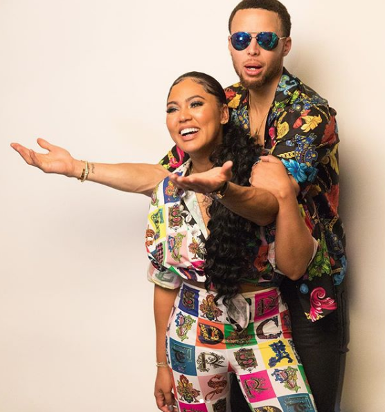 Steph Curry Throws Wife Ayesha An Epic 30th Birthday Bash [VIDEO]