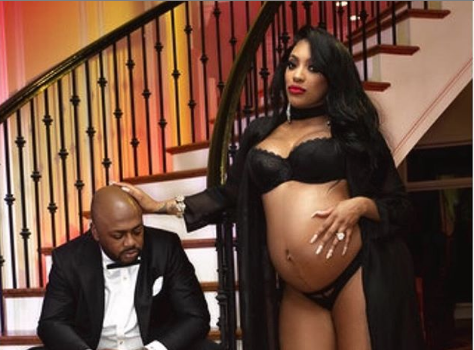 Porsha Williams Reveals Newborn Daughter's Name In Sexy Photo Shoot