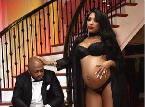 Porsha Williams Reveals Newborn Daughter's Name In Sexy Photo Shoot