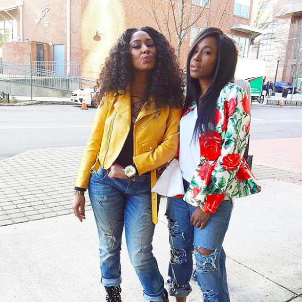 Singer Tweet & Daughter Shenice Are Done W/ Church – 'I'm Not Giving Nobody My Tithes'