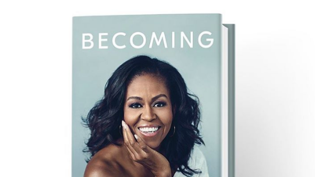 "Michelle Obama's ""Becoming"" On Track To Become Best Selling Memoir"