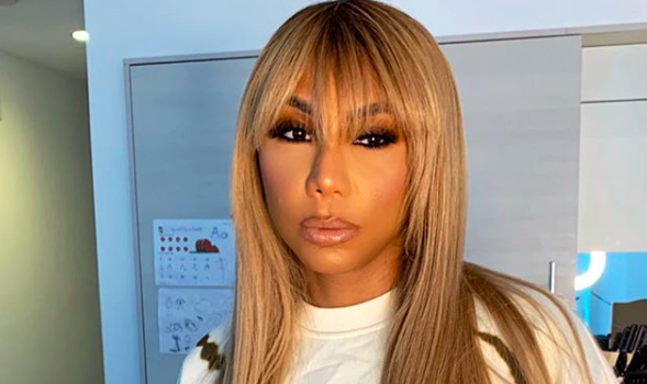 Tamar Braxton Says She's Single, Then Posts Video Kissing Boyfriend 'I Be Mad But Not Too Long'