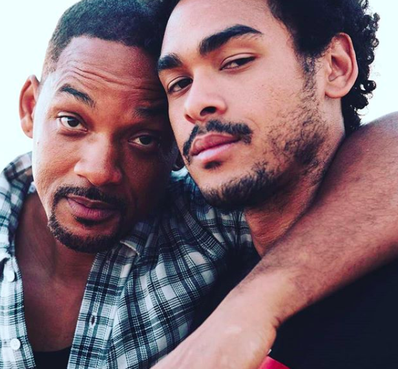 Will Smith's Oldest Son Trey Felt 'Betrayed & Abandoned' After Divorce From His Mom