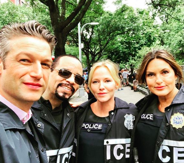 'Law & Order: SVU' Makes History With 21st Season, Now The 'Longest Running Drama In TV History'