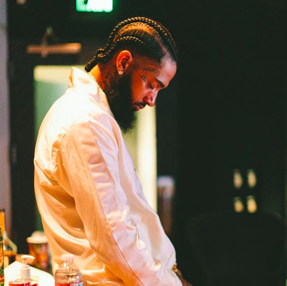 Nipsey Hussle Vigil Held, Celebrities Share Condolences