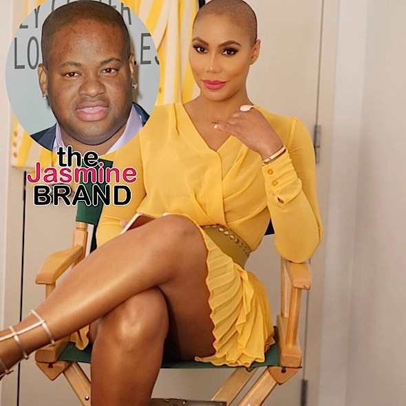 Tamar Braxton Will Have Her Own Reality Spin-Off, Ex Vincent Herbert Will Make Appearances