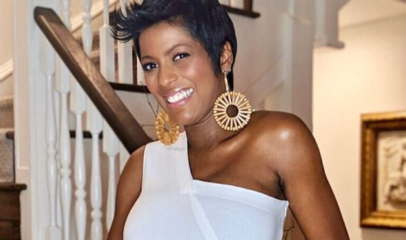 Tamron Hall, 48, Announces She's Pregnant & Married!