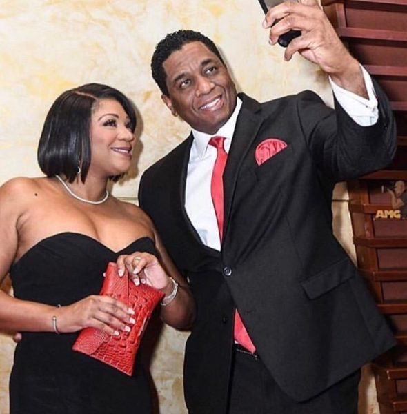 Trina Braxton Engaged To Boyfriend! [Photo]