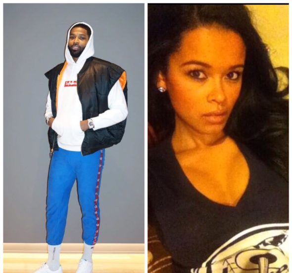 Tristan Thompson NOT Dating Rumored New Fling Karizma Ramirez
