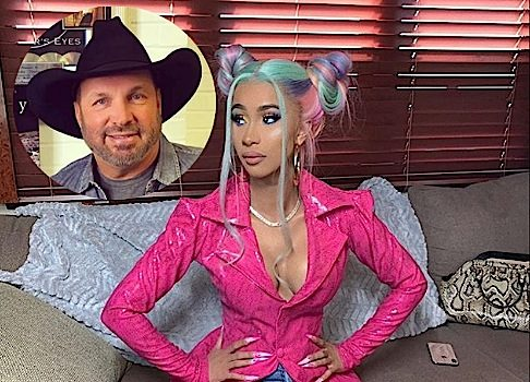 Cardi B Sets New Record At Houston Rodeo, Beats Garth Brooks