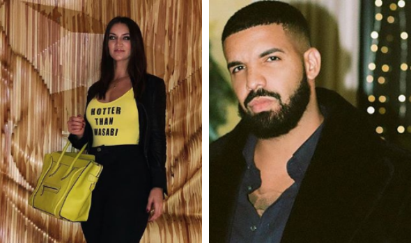 Drake's Baby Mama Sophie Brussaux Spotted At His Paris Show In VIP [VIDEO]