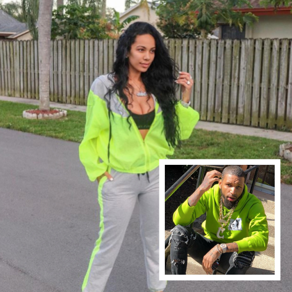 Erica Mena Reflects On Life After Ex Cliff Dixon Fatally Shot – Tell People You Love Them!