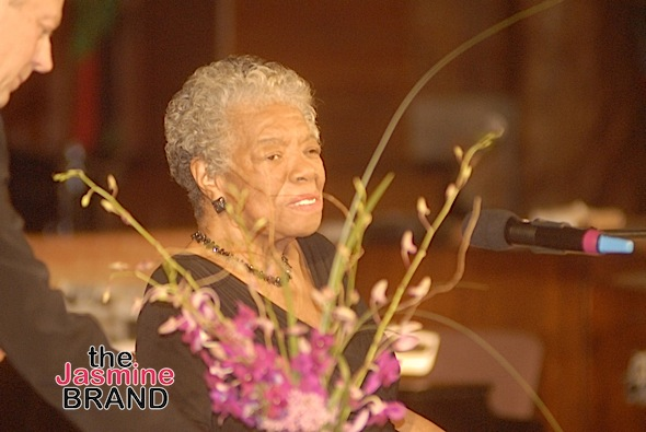 Maya Angelou Tells Girl To Call Her 'Ms. Angelou' In Old TV Appearance – You Have No License To Call Me By My 1st Name [VIDEO]