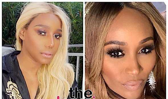 Cynthia Bailey Responds To NeNe Leakes Calling Her 'Shady': If She's Really My Girl Like She's Claimed To Be, Then We Could Get Past This