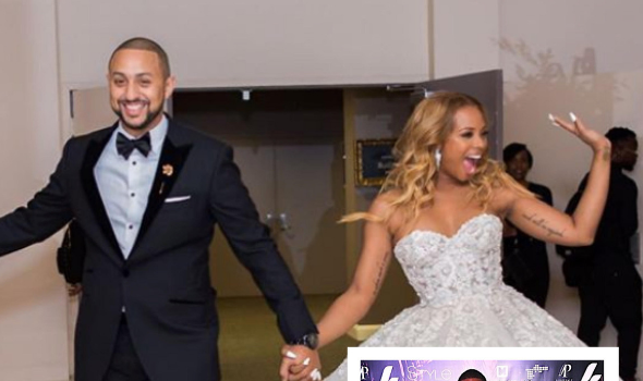 Kevin McCall Says He Attended Eva Marcille's Wedding: Me & My Baby Mama Work Together To Create Drama For Revenue!
