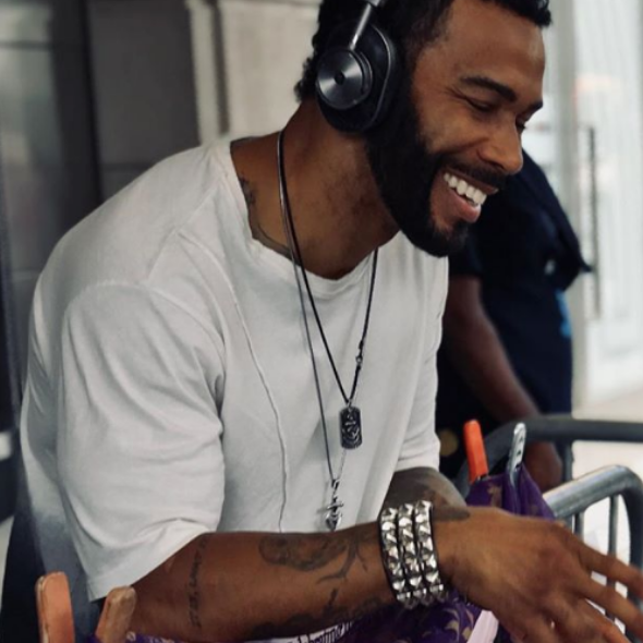Omari Hardwick To Launch Hip Hop Spoken Word Podcast