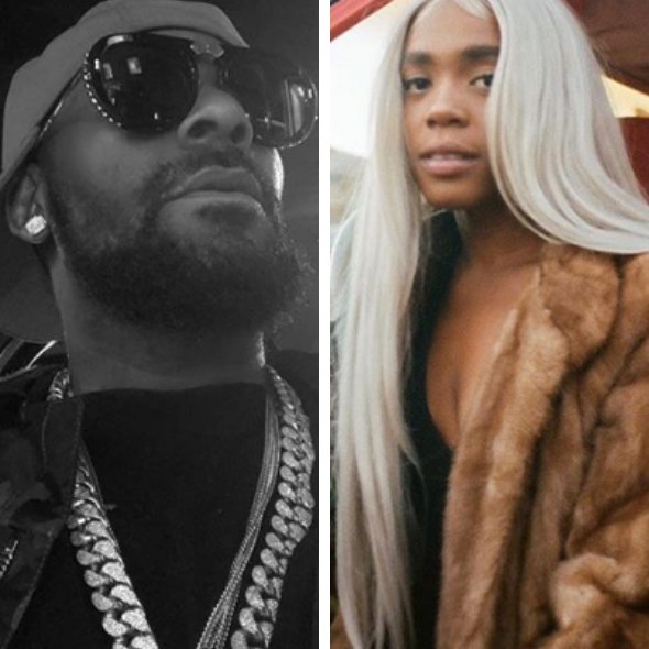 R. Kelly Turns Off His Comments & Sings Happy B-Day To Oldest Daughter 'No Matter What I Love You So Much'