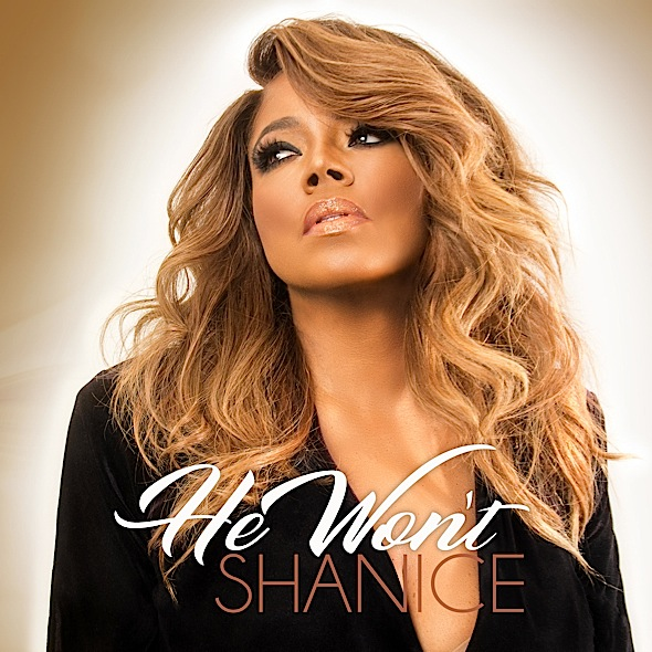 "Shanice Wilson Prepping New Single ""He Won't"""