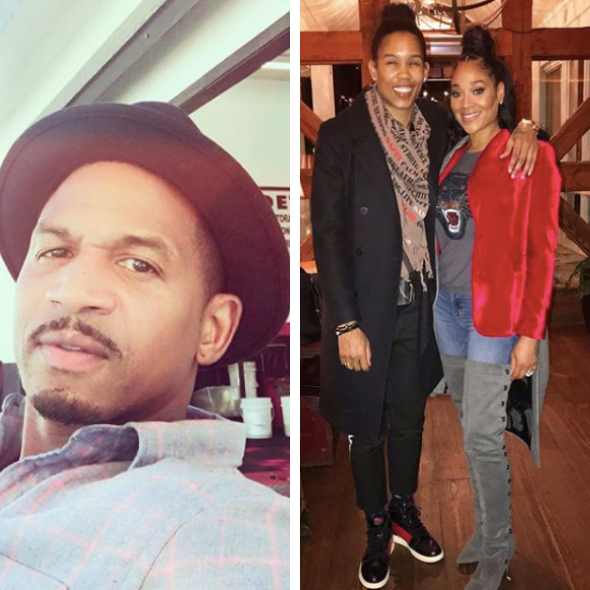 "Mimi Faust's Girlfriend Calls Stevie J ""An Instagram Daddy"""