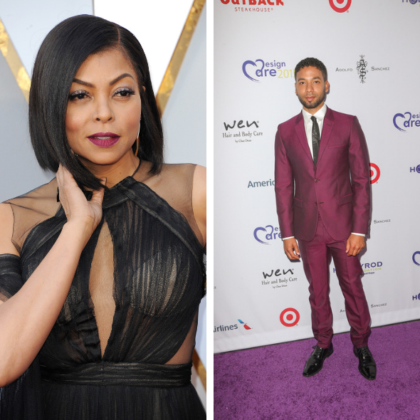 Taraji P. Henson Breaks Silence On Jussie Smollett Controversy, Says 'Empire' Is 'A Great Atmosphere'