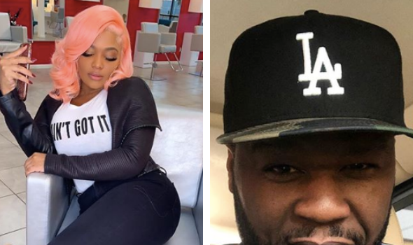 """Teairra Mari & 50 Cent Continue Feud + 50 Says """"Power"""" Is Better Than """"Game Of Thrones"""""""