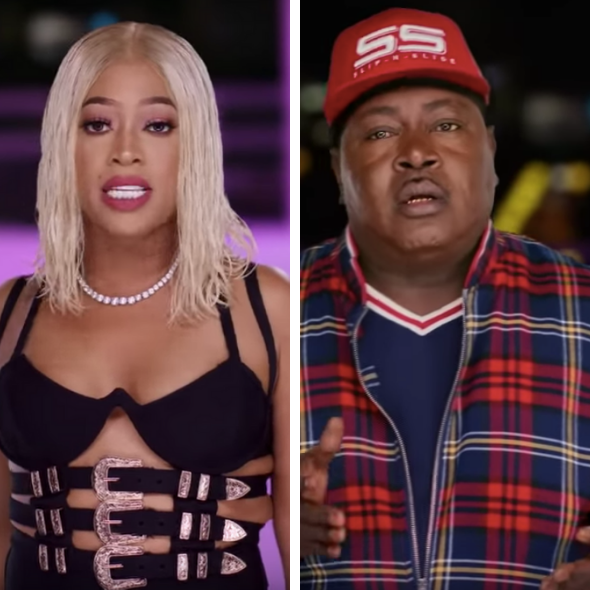 Rapper Trina & Trick Daddy Angrily Yell At Each Other During Reunion [VIDEO]