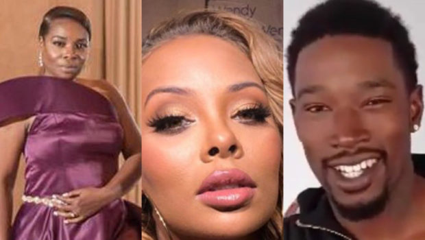 Eva Marcille Says Kevin McCall's Stalking Forces Her To Frequently Move, Calls Bridesmaid 'Trash' For Saying She's Broke
