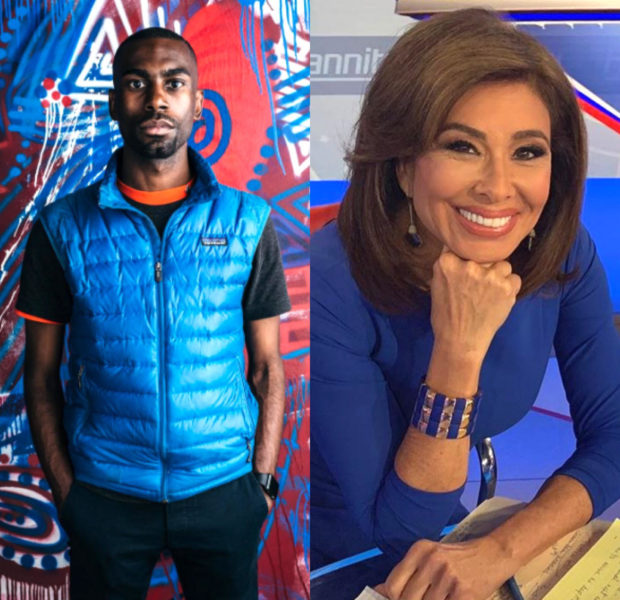 EXCLUSIVE: DeRay McKesson's Defamation Suit Against Fox News Judge Jeanine Pirro Dismissed, Activist Responds