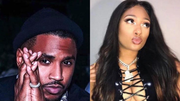 Trey Songz Shoots His Shot At Rapper Megan Thee Stallion