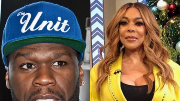 "50 Cent Makes Fun of Wendy Williams Living In Sober House – ""I Knew Something Was Up With This B*tch!"""