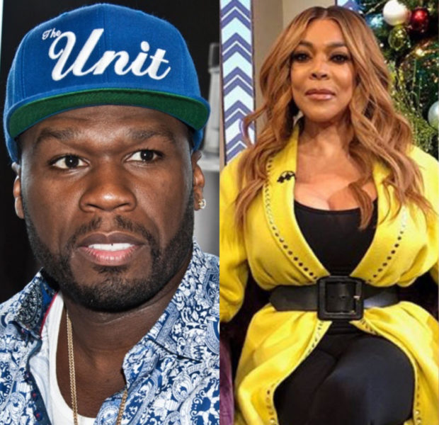 """50 Cent Makes Fun of Wendy Williams Living In Sober House – """"I Knew Something Was Up With This B*tch!"""""""
