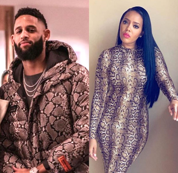 Angela Simmons Dating NBA Star Allen Crabbe? [New Couple Alert]
