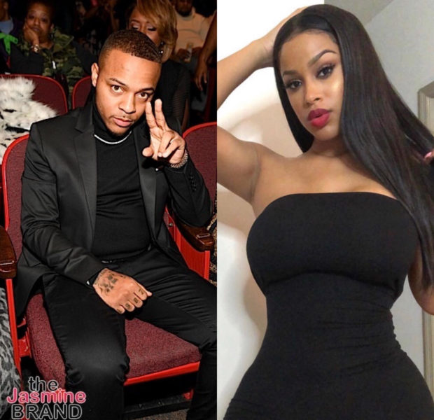 Bow Wow's Ex Kiyomi Leslie Says Rapper Punched Her In Stomach, Causing Her Miscarriage & His Mom Covered Up Abuse