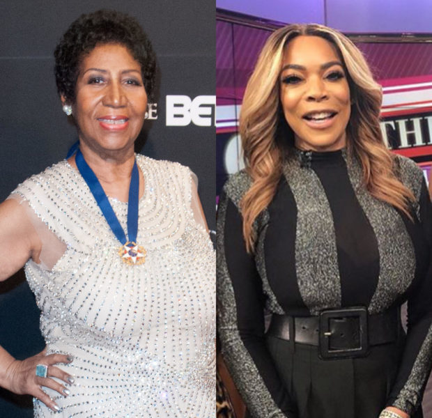Aretha Franklin's Family Slams Wendy Williams Over Criticism of the Singer's Film