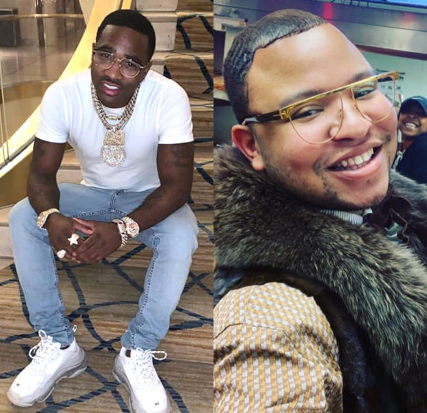 Boxer Adrian Broner Says Andrew Caldwell Slid In His DMs: I'm Going To Punch The Testosterone Out Yo Gay A**! [VIDEO]