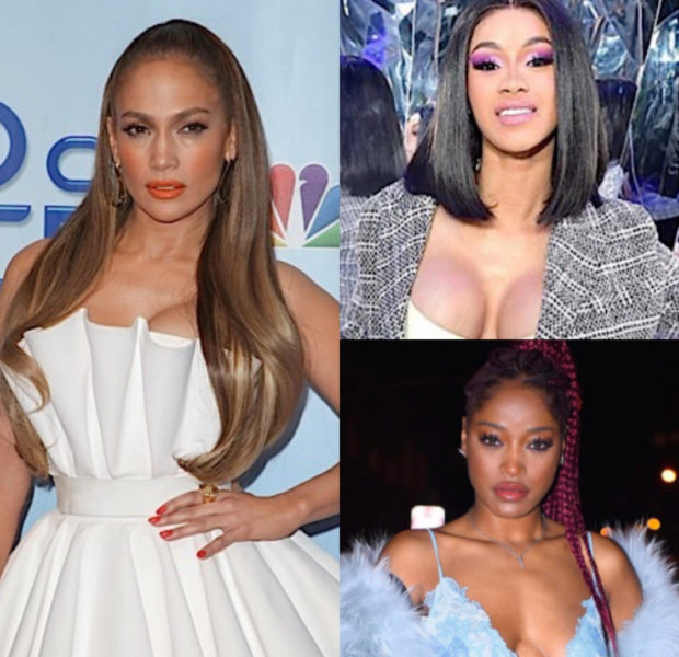 "Jennifer Lopez, Cardi B, KeKe Palmer Will Star in Stripper Movie, ""Hustlers"""