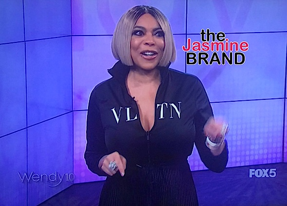 Wendy Williams Returns To Talk Show, Addresses Marriage Rumors: I'm Still In Love W/ My Husband, He's My Lover & My Best Friend