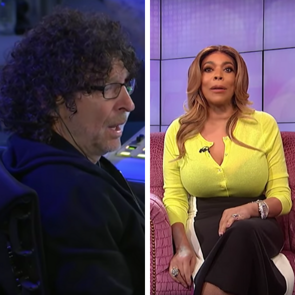 Wendy Williams Responds To Howard Stern Calling Her A 'Jealous B****' 'I Still Admire You Old Man'