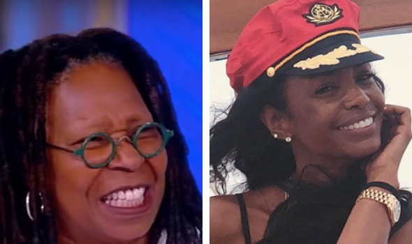 Whoopi Goldberg Makes Shocking Return To 'The View' – Reminds Viewers How Serious Pneumonia Is, Referencing Kim Porter's Sad Death