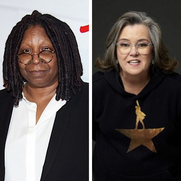 Rosie O'Donnell Says Whoopi Goldberg Was Meanest Person She's Worked With On TV 'Worse Than Fox News'