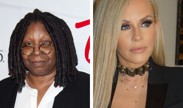 Jenny McCarthy Slams Whoopi Goldberg 'She Had An Addiction To Controlling Everybody'