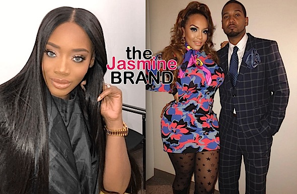 Love & Hip Hop's Kimbella Says She's Visited Jailed Husband Juelz Santana, But Yandy Smith Hasn't Been Supportive