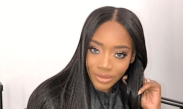 Yandy Smith Opens Up About Anxiety Of Being A Black Mother 'In The Fight' Against Racial Injustice