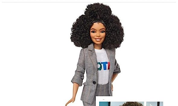 Yara Shahidi Snags Her Own Barbie! [Photo]