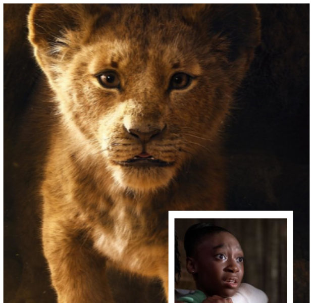 'Us' Star Shahadi Wright Joseph Plays Young Nala In 'Lion King' Remake + See The Latest Trailer