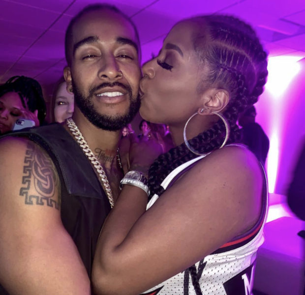 Kash Doll Is Still In Love w/ Childhood Crush Omarion [Photos]