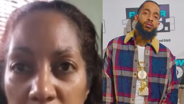 Nipsey Hussle's Mother Says Rapper Was Even More Beautiful In Death: He Didn't Have Any Marks On Him, He Looked Healthy & Clean