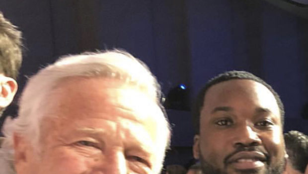 Meek Mill Reacts To Robert Kraft Following Lack of Sex Trafficking Evidence: Imagine What They're Doing To Us!