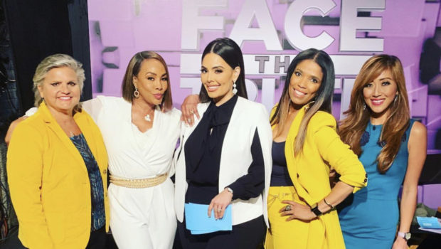 Vivica A. Fox's Daytime Talk Show 'Face The Truth' Canceled