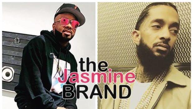 Jermaine Dupri Says Nipsey Hussle Was Jesus